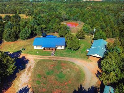 Tryon Single Family Home For Sale: 780649 S 3400 Road