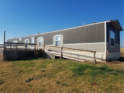 Blanchard OK Single Family Home For Sale: $114,500