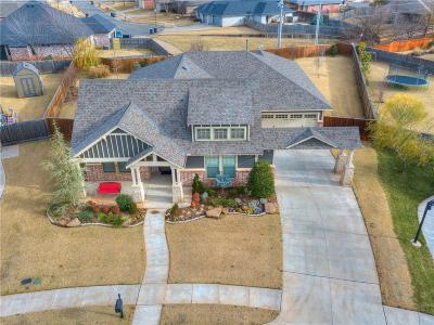 Oklahoma City Single Family Home For Sale: 13204 Rock Canyon Road