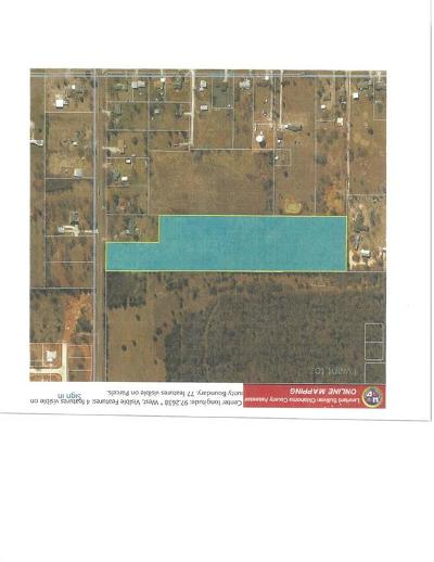 Canadian County, Oklahoma County Residential Lots & Land For Sale: N Choctaw Road