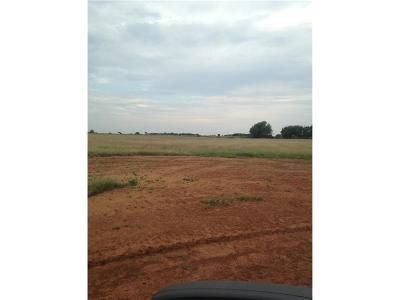 Canadian County, Oklahoma County Residential Lots & Land For Sale: Waterloo #Tract 4