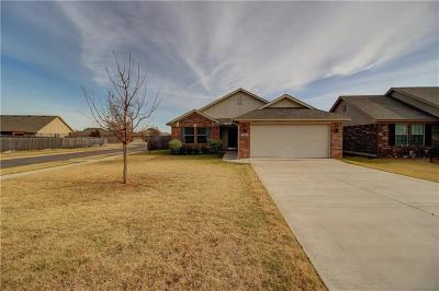 Edmond Single Family Home For Sale: 2540 NW 184th Street