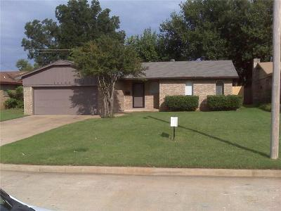 Oklahoma City Single Family Home For Sale: 11100 N Blackwelder