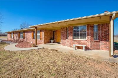 Chickasha Single Family Home For Sale: 2778 County Street 2790