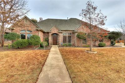 Edmond Single Family Home For Sale: 15000 Brasswood Parkway