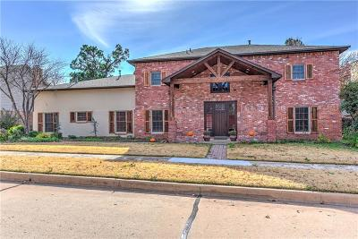Norman Single Family Home For Sale: 4308 Northridge Road