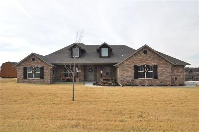 Choctaw OK Single Family Home For Sale: $290,000