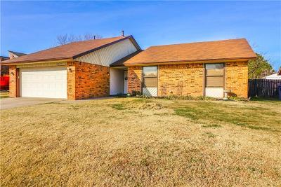 Norman  Single Family Home For Sale: 2713 Creekview Place
