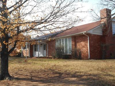 Guthrie Single Family Home For Sale: 223 N Drexel Street