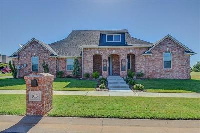 Norman Single Family Home For Sale: 1061 Siena Springs