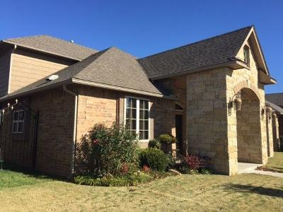 Midwest City Single Family Home For Sale: 9254 Joan Drive