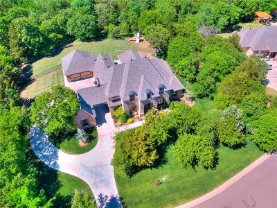 Edmond Single Family Home For Sale: 6513 Forest Creek Drive