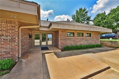 Edmond Commercial For Sale: 928 Robtrice Court