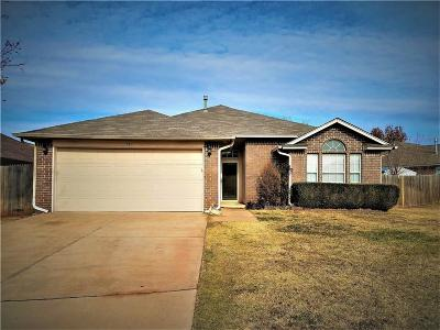 Edmond OK Single Family Home Sold: $155,000