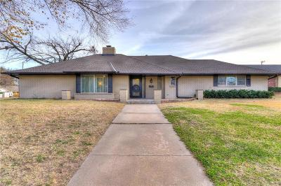 Oklahoma City Single Family Home For Sale: 4900 NW 31st Street