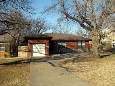 Nichols Hills OK Single Family Home For Sale: $339,000