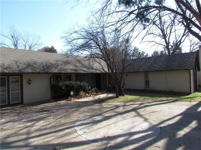 Edmond Single Family Home For Sale: 1620 Squirrel Tree