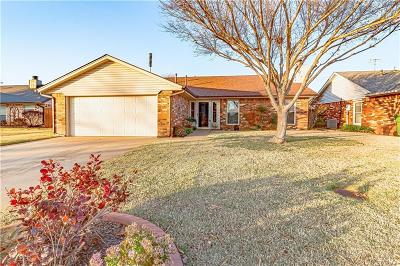 Yukon Single Family Home For Sale: 337 Choctaw Place