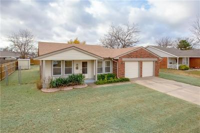 Moore Single Family Home For Sale: 1504 NE 5th Street