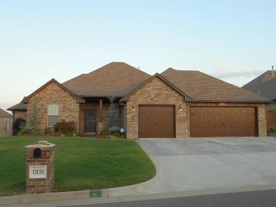 Choctaw OK Single Family Home For Sale: $250,000