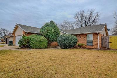 Norman Single Family Home For Sale: 2130 Jackson