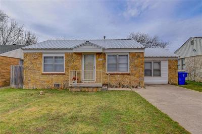 Norman Single Family Home For Sale: 720 N Stewart Avenue