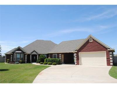 Tuttle Single Family Home For Sale: 4307 Stardust Lane