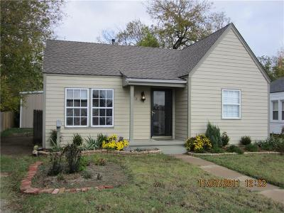 Norman Rental For Rent: 423 E Duffy Street