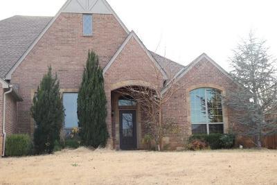 Edmond Single Family Home For Sale: 18417 Salvador Road