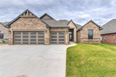 Canadian County, Oklahoma County Single Family Home For Sale: 11725 SW 24th Street