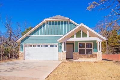 Guthrie Single Family Home For Sale: 805 Eastway Drive