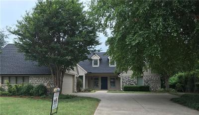 Norman Single Family Home For Sale: 1212 Broad Acres Drive
