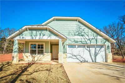 Guthrie Single Family Home For Sale: 12130 Windsor Circle