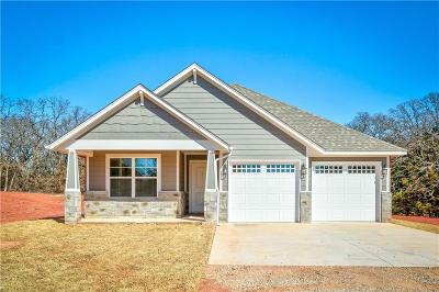 Guthrie Single Family Home For Sale: 806 Eastway Drive