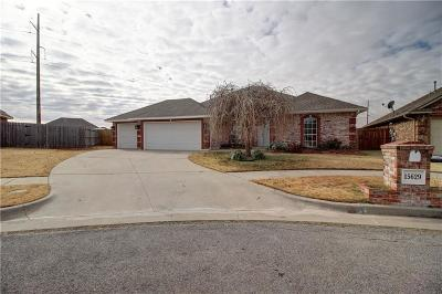 Oklahoma City Single Family Home For Sale: 15629 Stone Meadows Drive