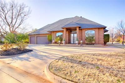 Oklahoma City Single Family Home For Sale: 5001 Echo Glen Circle