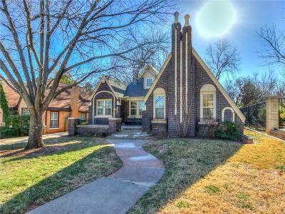 Oklahoma City Single Family Home For Sale: 438 NW 35th Street