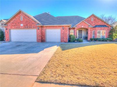 Norman Single Family Home For Sale: 212 Highland Terrace