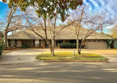 Oklahoma City Single Family Home For Sale: 3024 Rossmore Place
