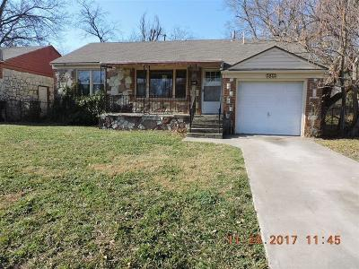 Midwest City Single Family Home For Sale: 1411 Magnolia Lane