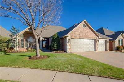 Single Family Home For Sale: 15504 Hickory Bend Lane