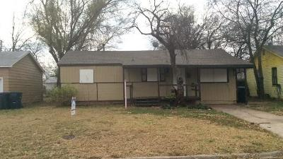Oklahoma City Single Family Home For Sale: 2532 SW 45th
