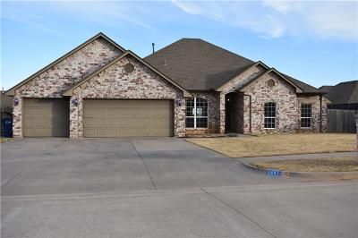 Mustang Single Family Home For Sale: 1441 Onyx Way