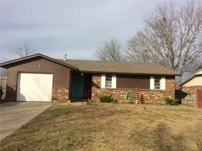 Prague Single Family Home For Sale: 2310 7th