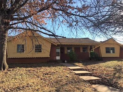 Midwest City Single Family Home For Sale: 335 W Silverwood Drive