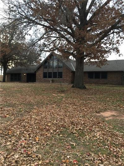 Oklahoma City Single Family Home For Sale: 6001 S Donna Lane