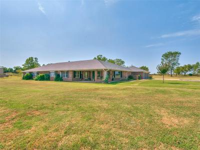 Tuttle Single Family Home For Sale: 1311 N Morgan Road