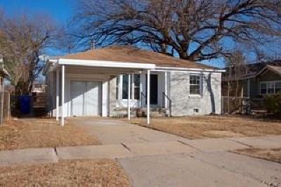 Norman Single Family Home For Sale: 415 E Frank Street