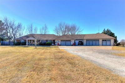 Mustang Single Family Home For Sale: 12001 S Mustang Road