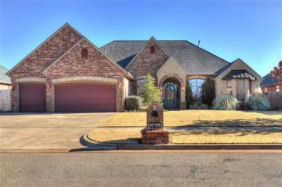 Edmond Single Family Home For Sale: 16108 Cattail Circle